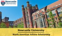 Newcastle University North American Athlete Scholarship