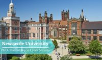 Newcastle University Ph.D. Studentship in Cyber Security