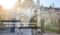 Nottingham Trent University Sri Lanka High Achievers Award