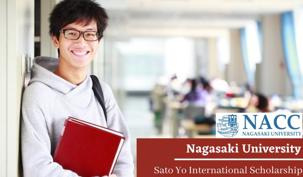 Sato Yo International Scholarship at Nagasaki University, Japan