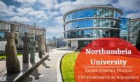 Think Strong Female Entrepreneur Scholarship at Northumbria University, UK