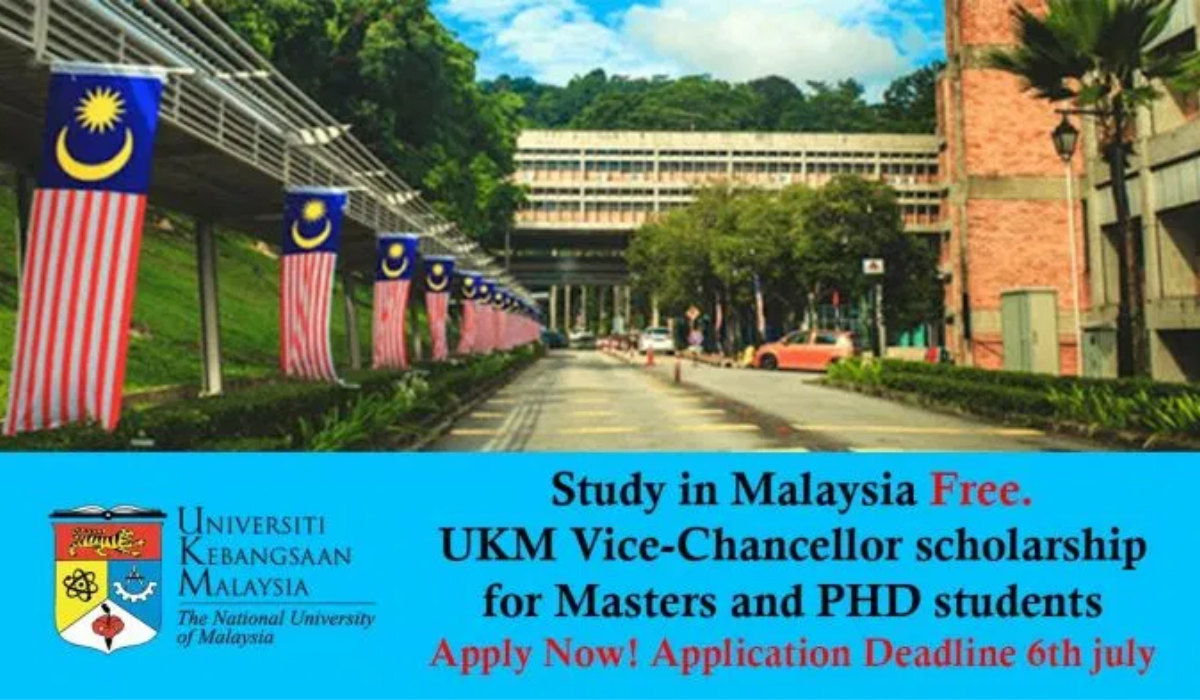 Ukm Vice Chancellor Funding For International Students In Malaysia