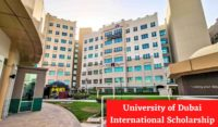 University of Dubai International Scholarship