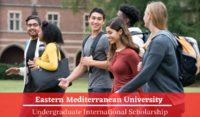 Eastern Mediterranean University Undergraduate International Scholarship