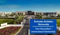 Emirates Aviation University Vice-Chancellor's International Scholarship