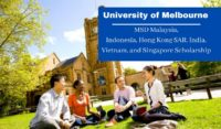 MSD Malaysia, Indonesia, Hong Kong SAR, India, Vietnam, and Singapore Scholarship
