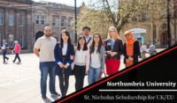 Northumbria University St. Nicholas funding for UK EU