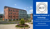 Rochester Institute of Technology Founders International Scholarship