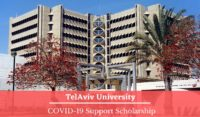 TAU International COVID-19 Support Scholarship