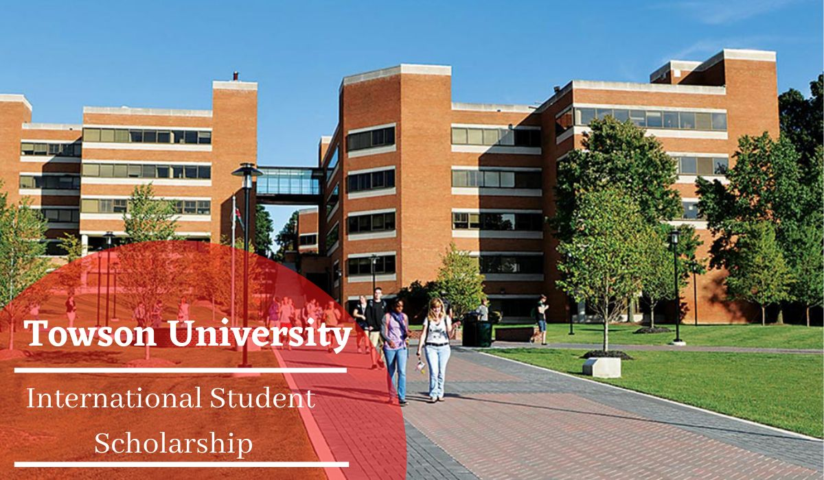 Towson University International Student Scholarship in USA