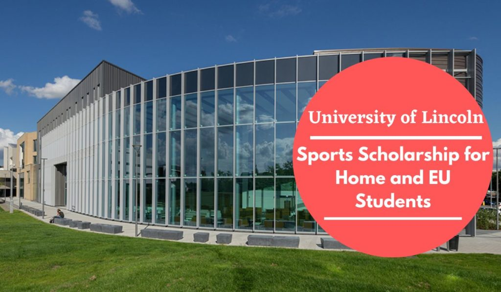 University of Lincoln Sports funding for Home and EU Students