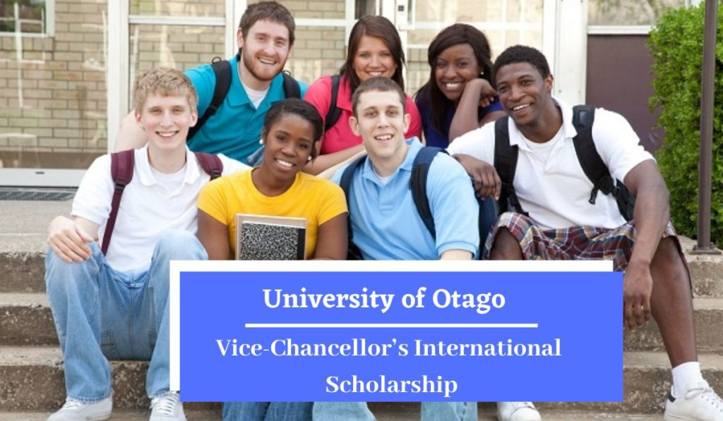 University of Otago Vice-Chancellor's International Scholarship – Humanities