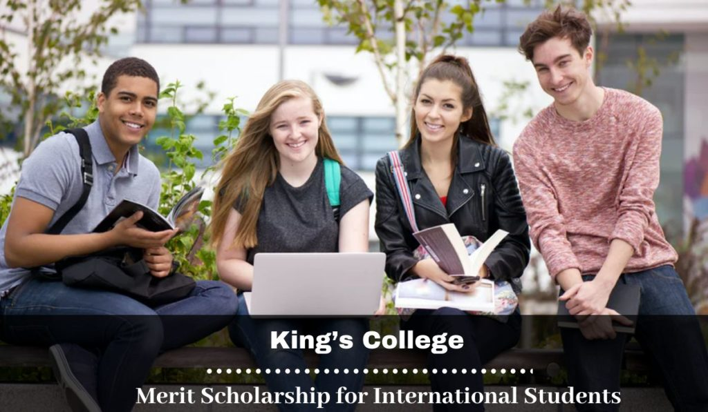 King's College Merit funding for International Students in the USA