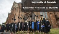 University of Cumbria Bursary for Home and EU Students in the UK