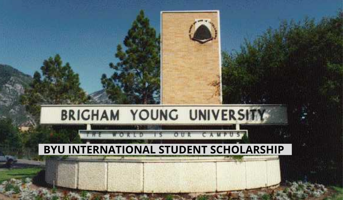 BYU International Student Scholarship in the USA, 2020