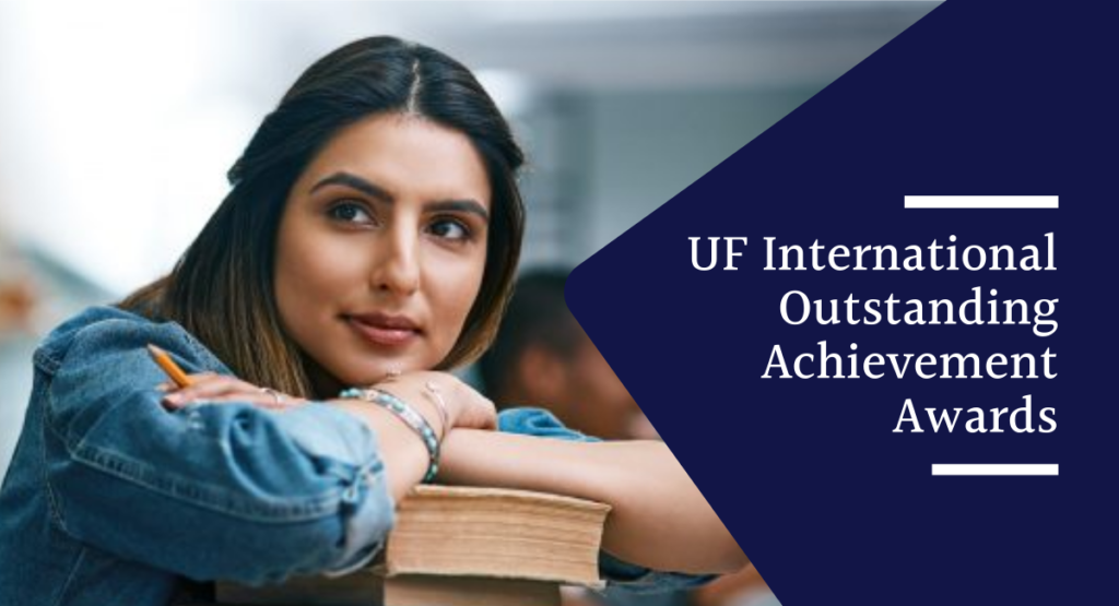 UF International Outstanding Achievement Awards in the USA
