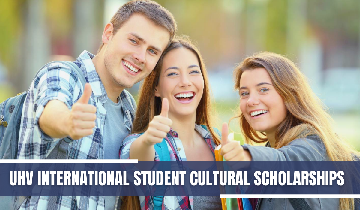 UHV International Student Cultural Scholarships in the USA