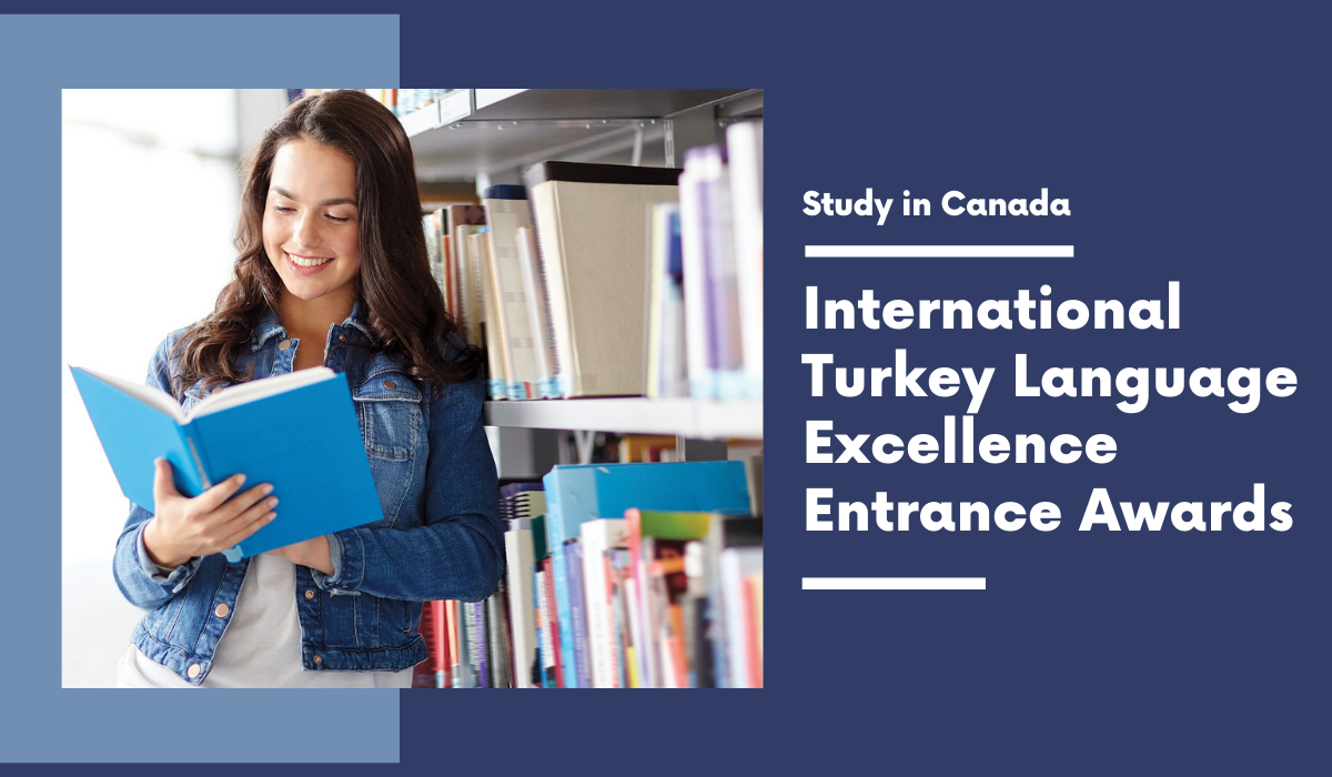 International Turkey Language Excellence Entrance Awards in Canada