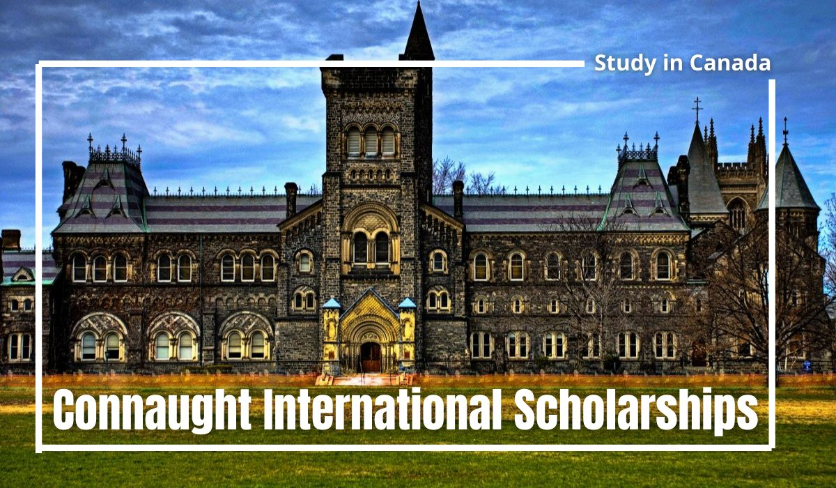 Connaught international awards at University of Toronto, Canada