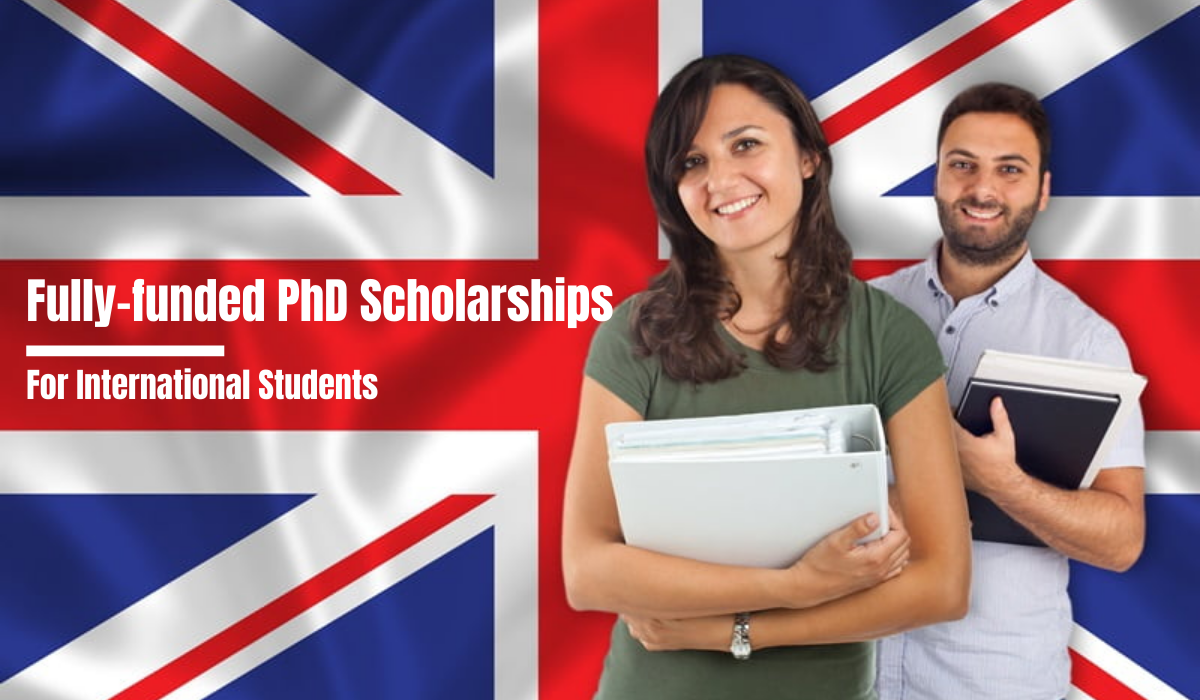 Fully-funded International PhD Positionsin Chemical Engineering, UK