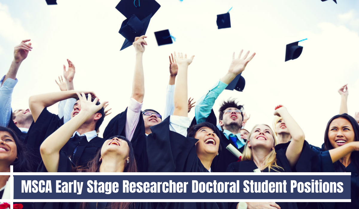 MSCA Early Stage Researcher Doctoral Student Positions in Slovakia