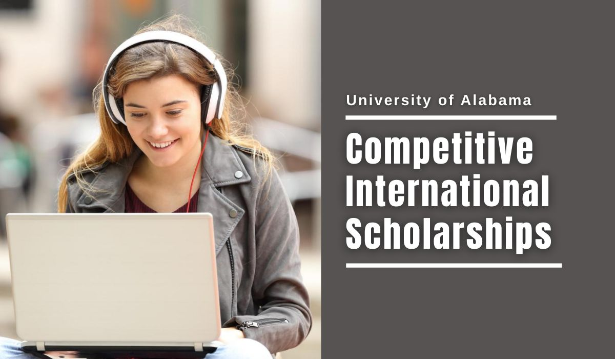 University of Alabama Competitive international awards in USA, 2021