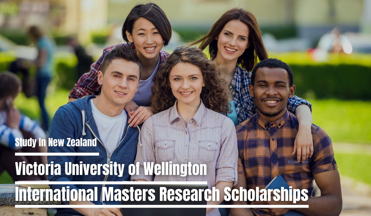 International Masters Research Scholarships in New Zealand
