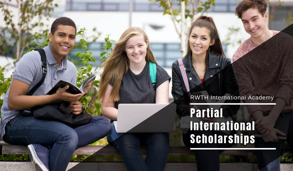 partial awards for International Students at RWTH International Academy, Germany