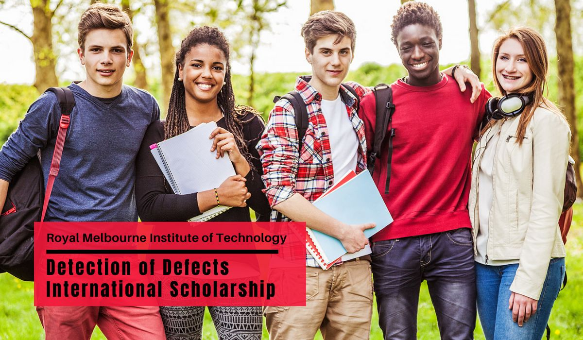 RMIT Detection of Defects in Additive Manufacturing International Scholarship, Australia
