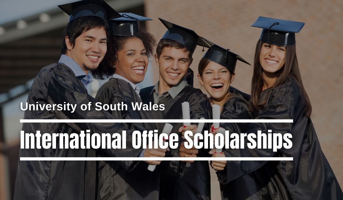 International Office Scholarships at University of South Wales, Australia