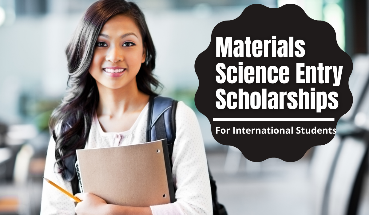 Materials Science Entry Scholarships for International Students at University of Birmingham, UK