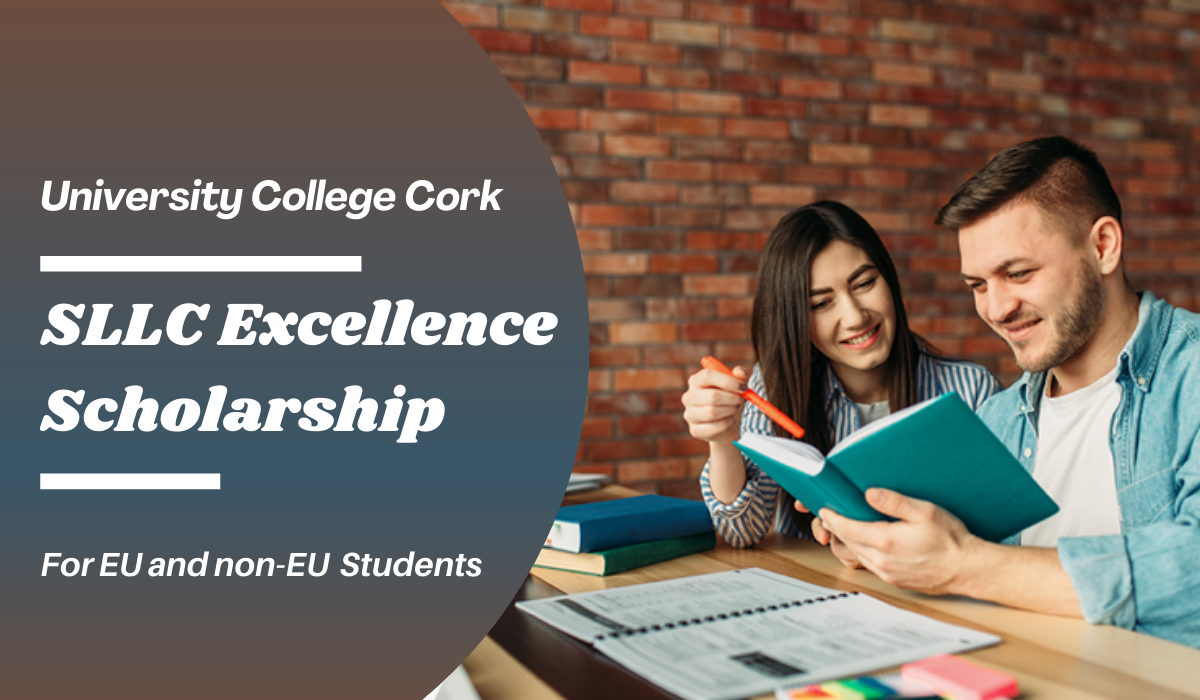 SLLC Excellence International Scholarship in Ireland