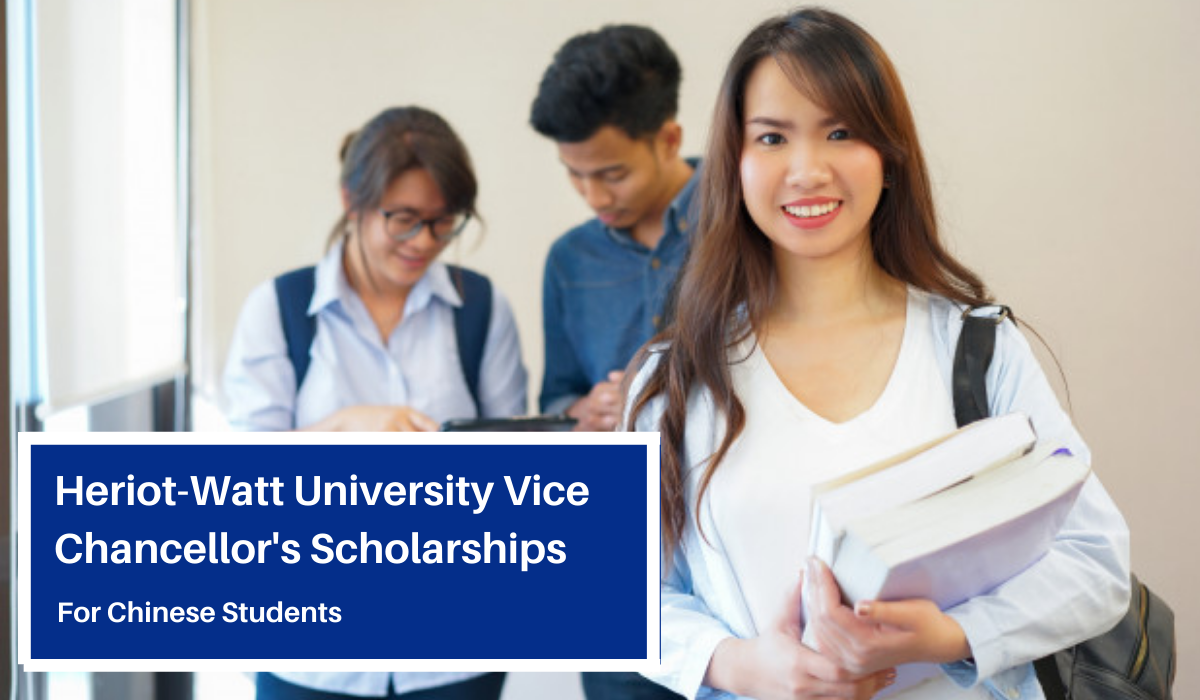 Heriot-Watt University Vice Chancellor's Scholarships for Chinese Students in UAE