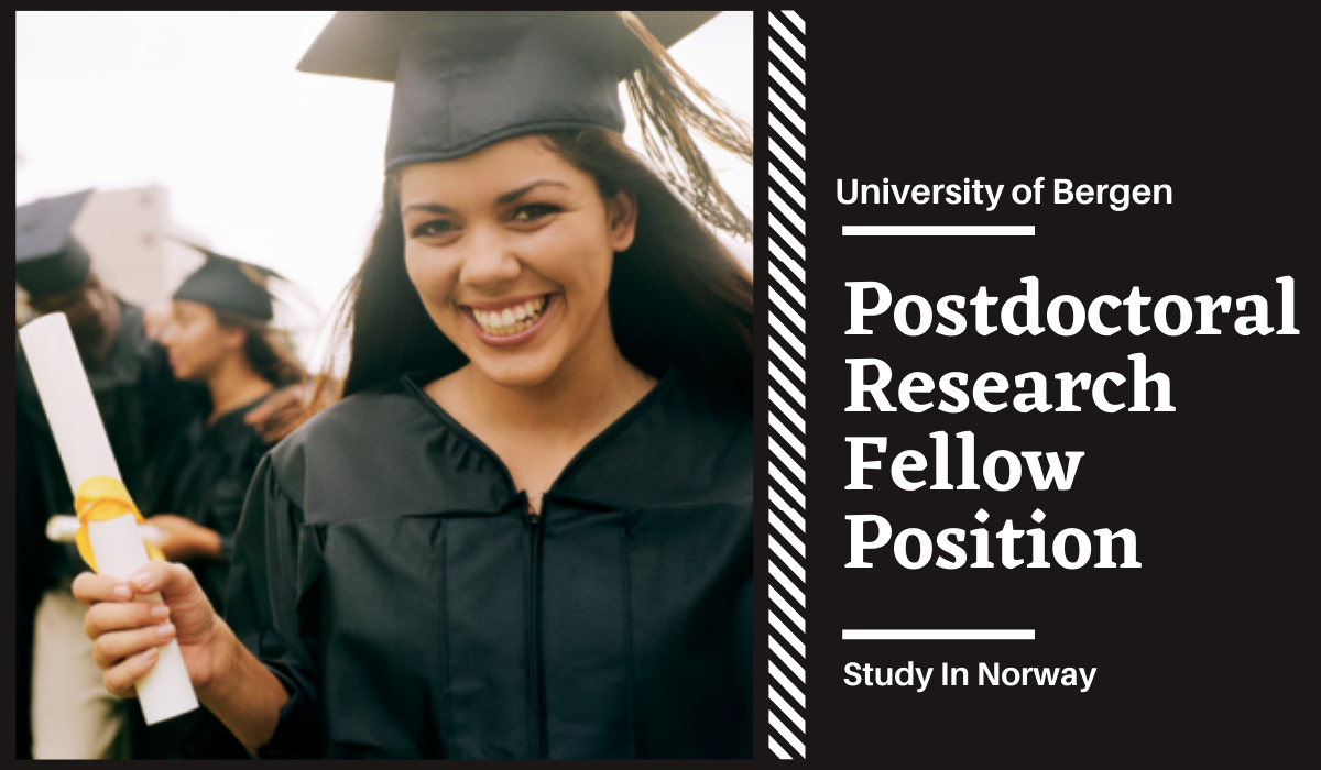 Postdoctoral Research Fellow Position in Molecular Biology, Norway