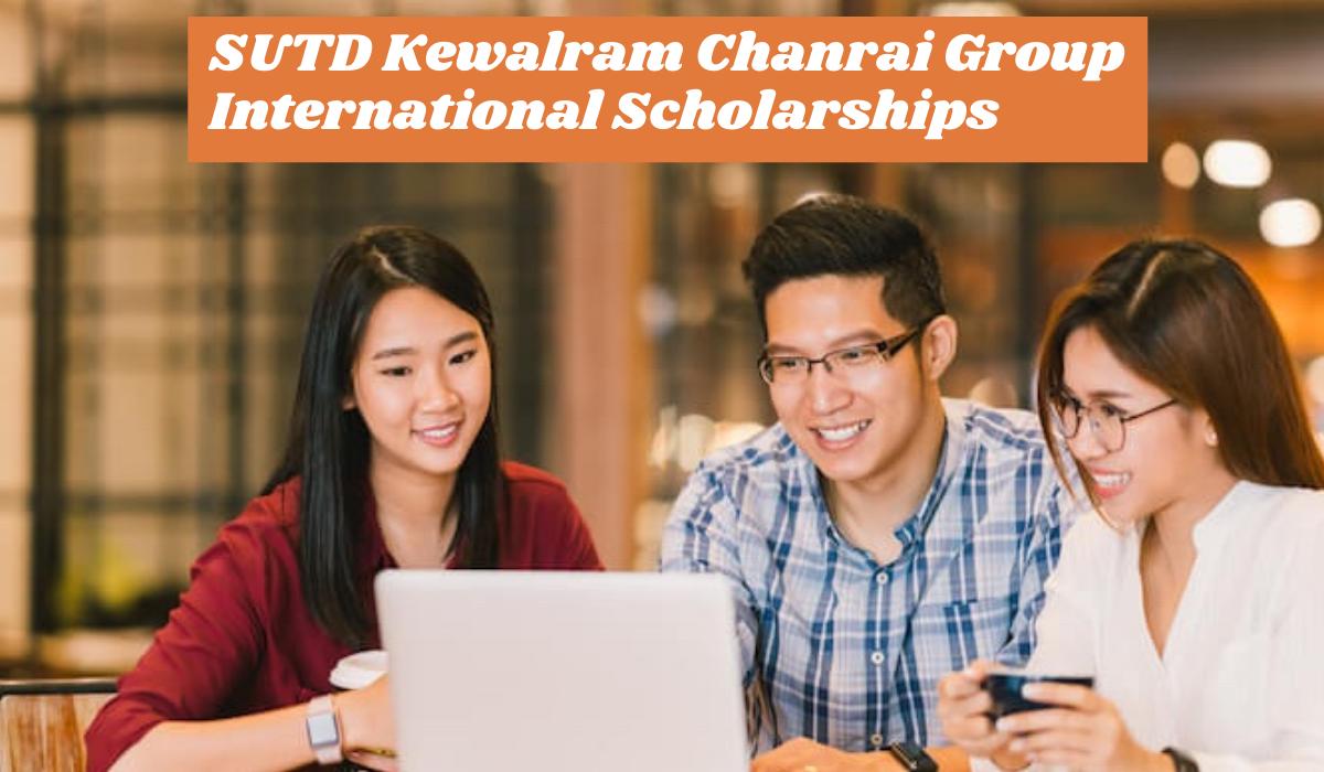 SUTD Kewalram Chanrai Group international awards in Singapore