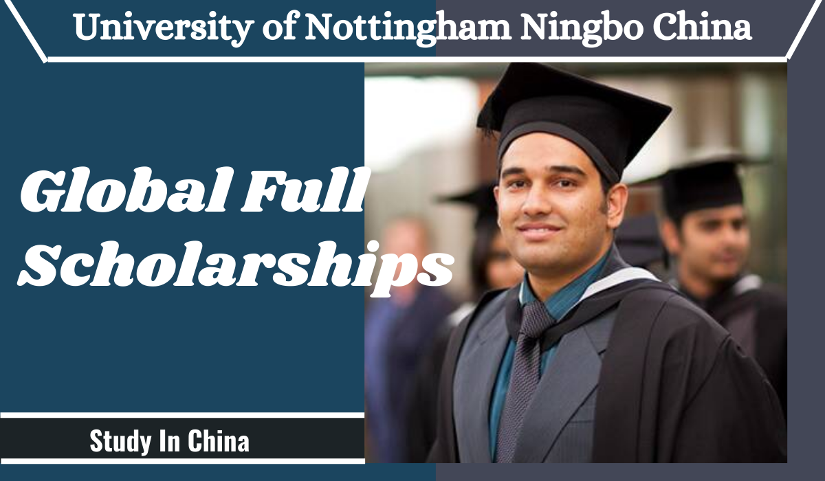 Nottingham Global fully-funded programmes in China