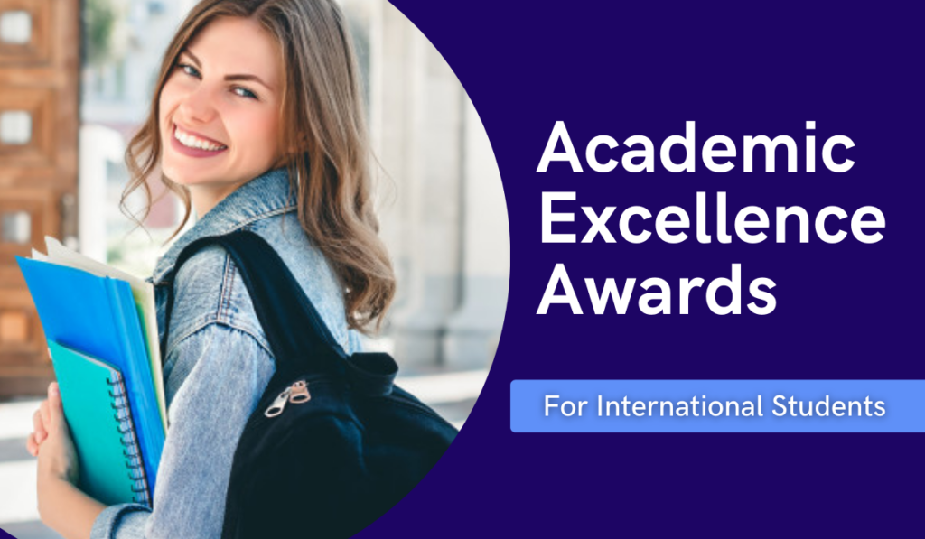International Academic Excellence Scholarships 2