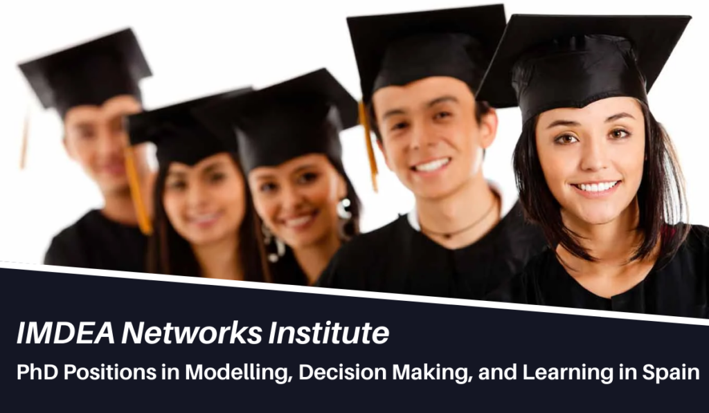 PhD Positions in Modelling Decision Making and Learning in Spain
