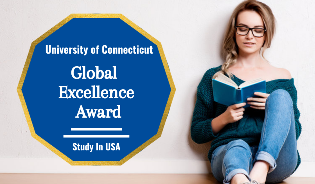 University of Connecticut Global Excellence Award